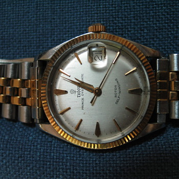 1964 Tudor Prince Oysterdate purchased in Switzerland. - Wristwatches