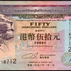 Hong Kong - 50 Dollars Bank Note - 1993