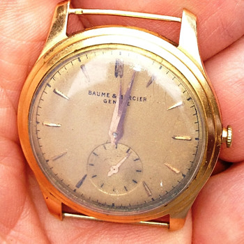 Recent Find - Wristwatches