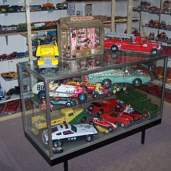 ...these are a few of my favorite things... - Model Cars