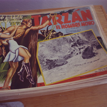TARZAN THE APE MAN 1932
