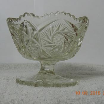Bowl on tilt... - Glassware