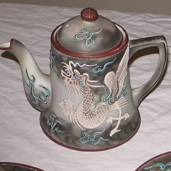 Dragon Tea set - China and Dinnerware
