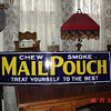 Mail Pouch Porcelain Sign...Three Colors...1930&#039;s