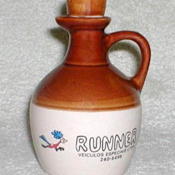 Cachaca da Serra (Rum) Jug - Brazil