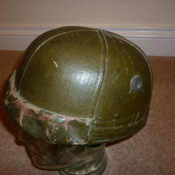 WW11 British Tank crew helmet