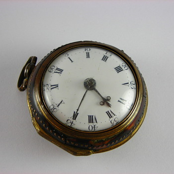 John Downes of London Verge Fusee - Pocket Watches