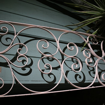 Nice piece of ironwork!