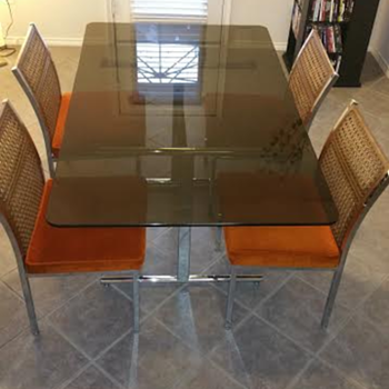 Howell Chairs and Table