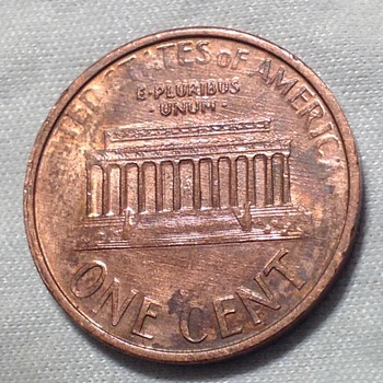 1993 - D Lincoln 1 C Penny - photo update - US Coins