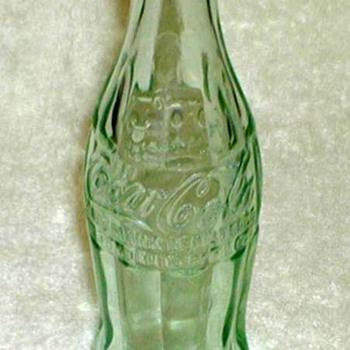 1937 - Coca Cola Bottle - LaPorte, IND.
