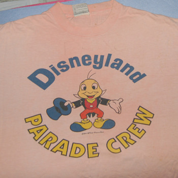 Disneyland Parade Crew Tshirt - Mens Clothing
