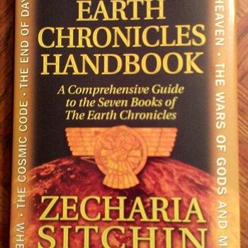 The Earth Chronicles Handbook by Zecharia Sitchin - Books