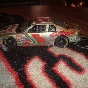 96 terry labontte kelleggs iron man car