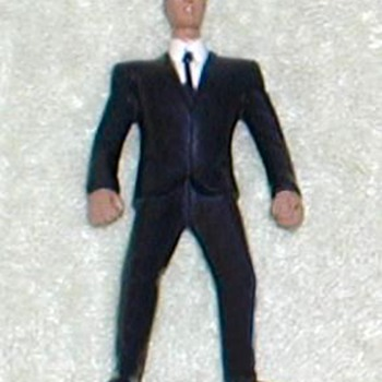 "1998 - ""Men in Black"" Action Figure - Toys"