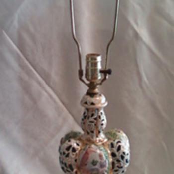 Ornate Lamp - Lamps