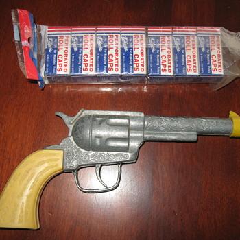 Pony Boy Cap Gun..