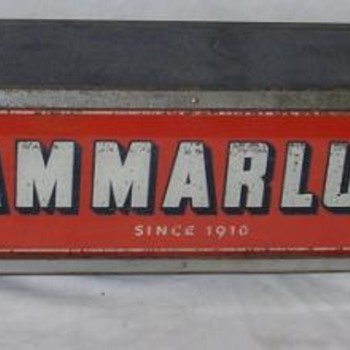 Rare Hammarlund Illuminated sign