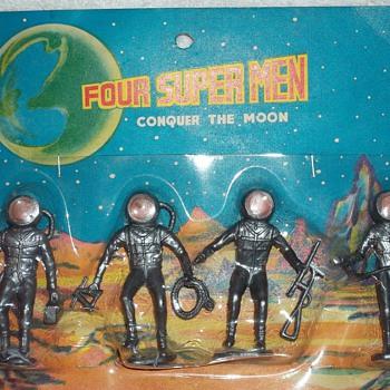 SPACEMEN - Toys