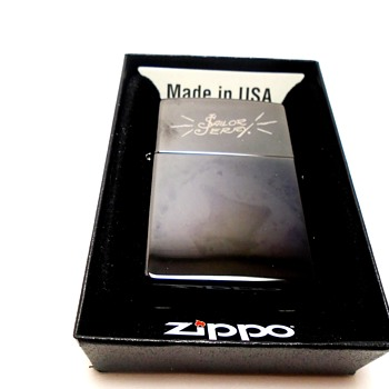 Zippo.....Rare????