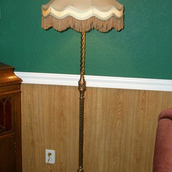Floor Lamp  - Lamps