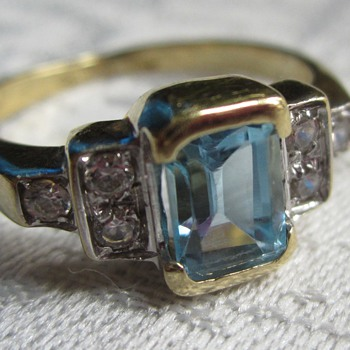 Topaz? - Fine Jewelry