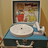 1967 Dennis the Menace 2-Speed Record Player