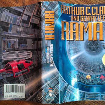 RAMA II by Arthur C. Clarke with Gentry Lee