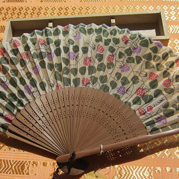 Silk Fan  - Accessories