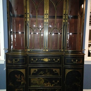 Beautiful Secretary cabinet