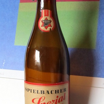 "Spiel bacher ""Special Hell"" Beer!"