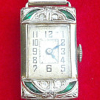 My Newest Purchase And I Love It! 1920&#039;s Era - Wristwatches