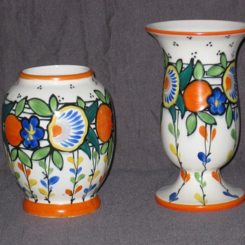 Another beautiful Urbach design - Art Pottery
