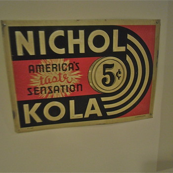 Early Nichol Kola sign