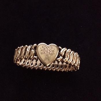 American Queen sweetheart bracelet