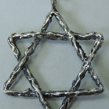 Star of David Pendant - Fine Jewelry