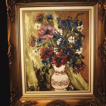 """Veneranda Vabalis""""Still Life""""XX Century Canadian Artist"""
