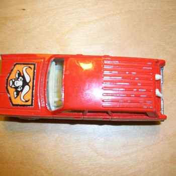 No. 59 or 73 Matchbox Car