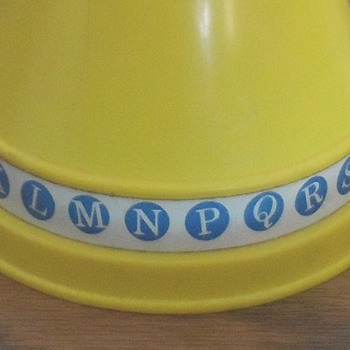 Play School Bell Error in Alphabet - Toys