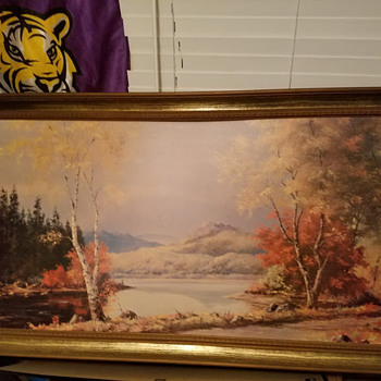huge picture help me find info  - Visual Art