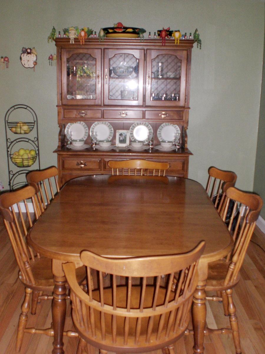 28+ [ Ethan Allen Dining Room Set ] | 1925a Ethan Allen Queen Anne ...