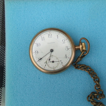 Waltham Pocket - Pocket Watches