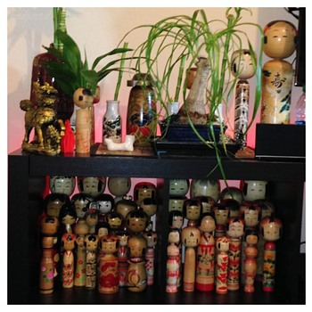 Kokeshi Collection - Dolls