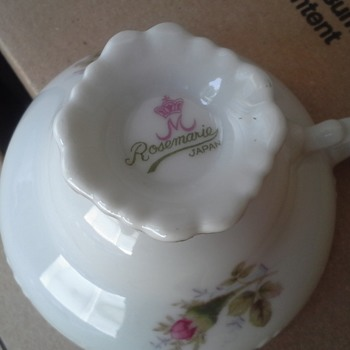 Rosemarie Japan - China and Dinnerware