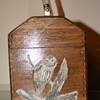 Wooden Folk Art Handbag/Purse-(Part 2)