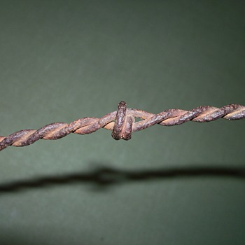 Barbed Wire Mystery - Tools and Hardware
