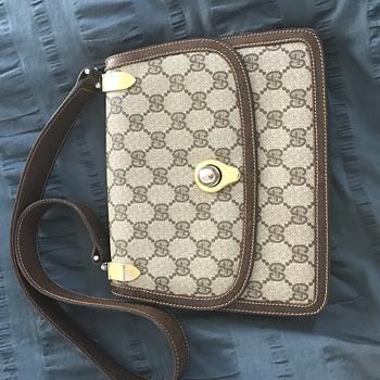 1950's ? Gucci Shoulder Bag - Bags