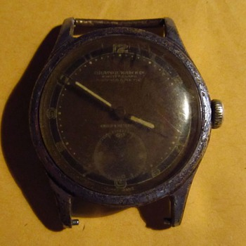 Orator watch Switzerland non magnetic.