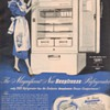 1950 Deepfreeze Refrigerator Advertisement