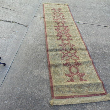 Antique Runner Rug Persian/Oriental - Rugs and Textiles